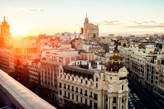 Visit Madrid on a city break with Icon Travel