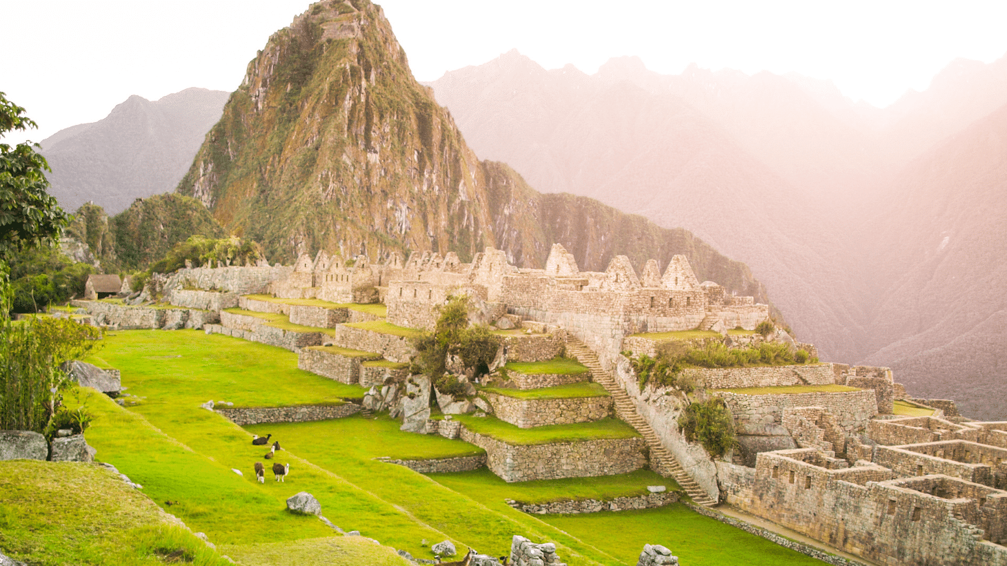 Discover the lost Inca city in Peru