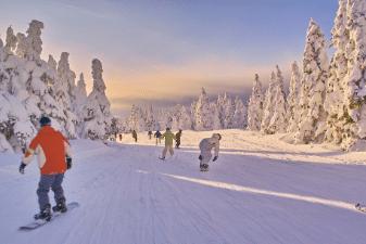 Ski holidays from Icon Travel