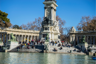 Lots to see on a citybreak to Madrid with Icon Travel