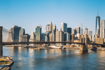 New York City skyline - with Icon Travel