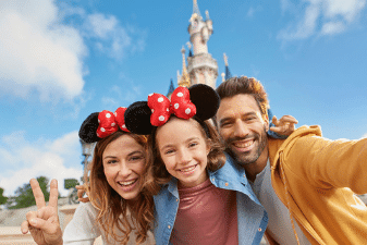 A dream holiday for the family to Disneyland Paris