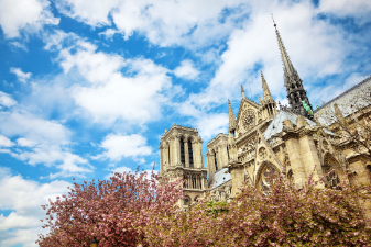 Notre Dame is just one of the many sights to see on a citybreak to Paris