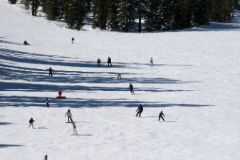 Skiing for beginners with Icon Travel