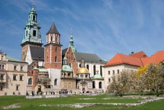 Wawel Castle is a must-see on your Krakow citybreak