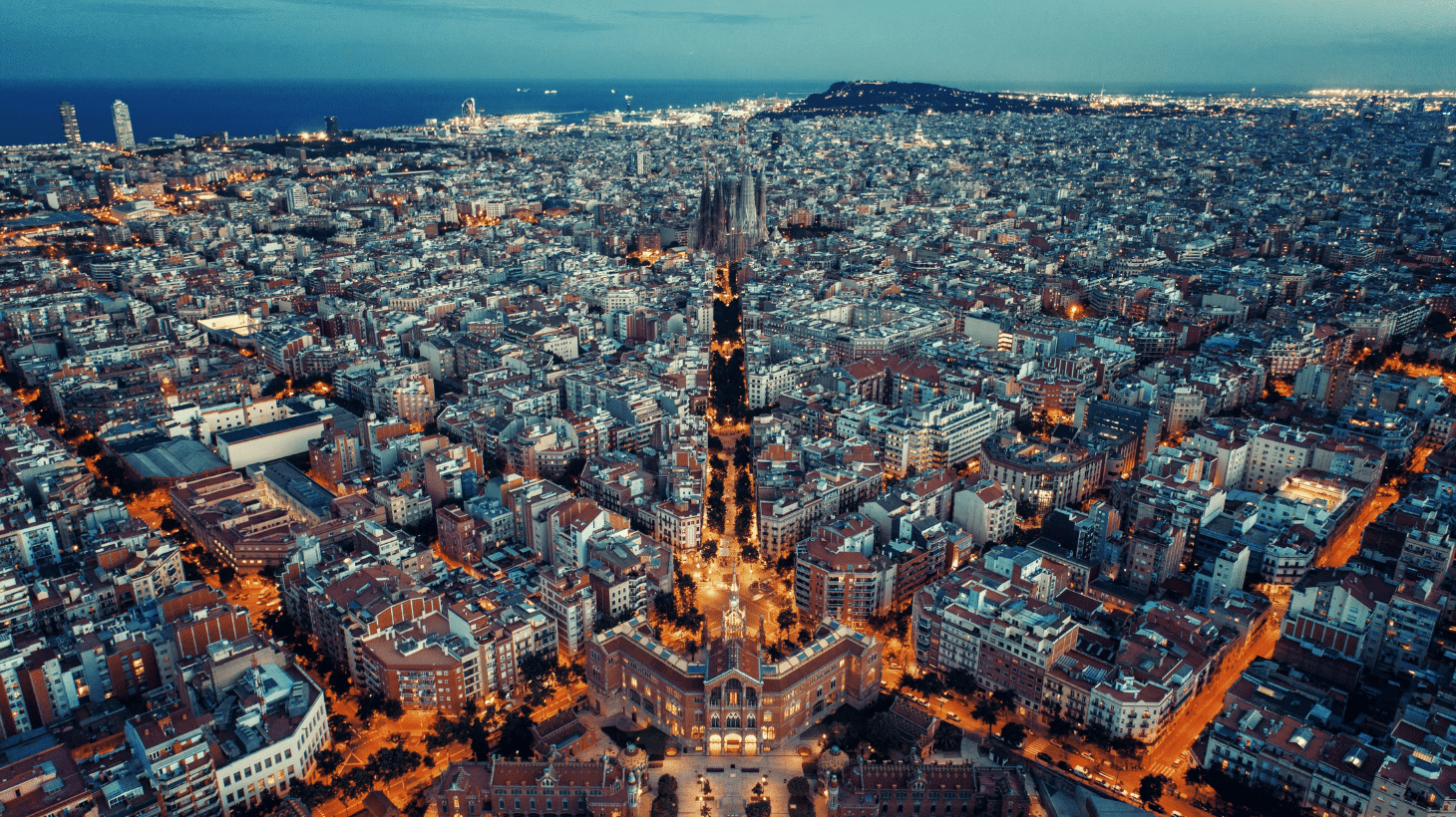 A trip to Barcelona from Ireland is a bucket-list must