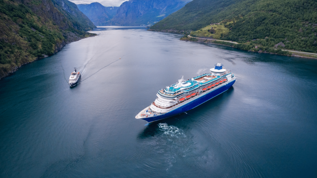 Discover cruise holidays with Icon Travel