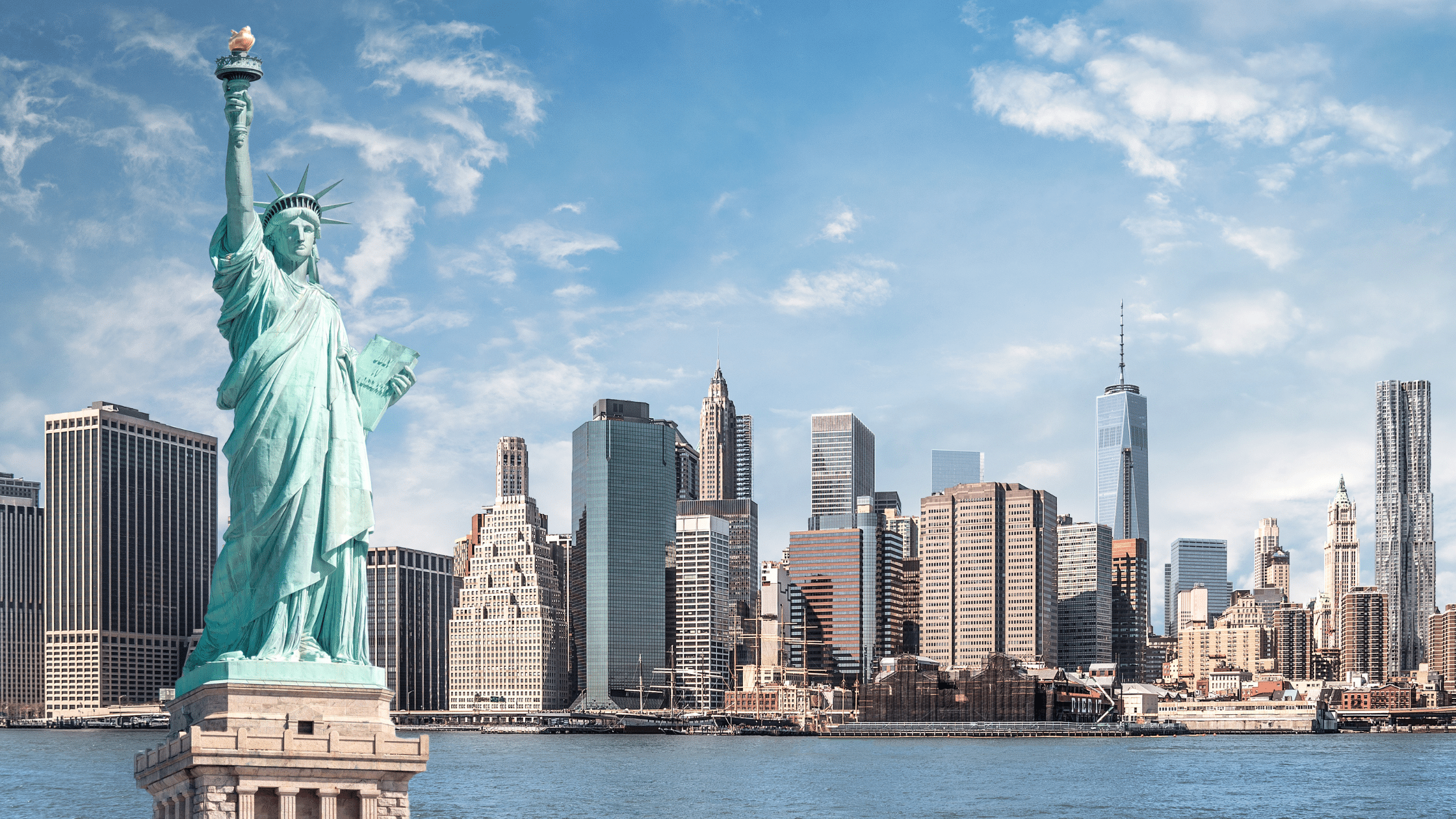 Travel to New York from Ireland for an amazing getaway experience