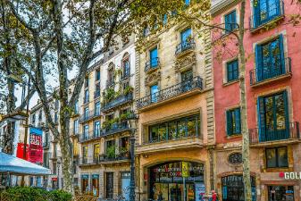 Barcelona is an amazingly vibrant city
